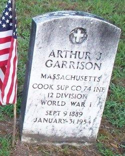 Arthur J Garrison