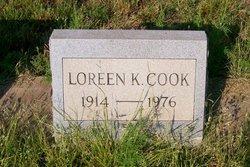 Ruth Loreen <I>Keck</I> Cook