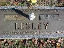 Crystal S. <I>Gilbert</I> Lesley