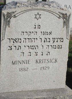 Minnie Kritsick