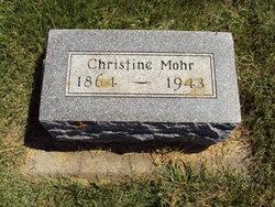 Christine <I>Rann</I> Bahde