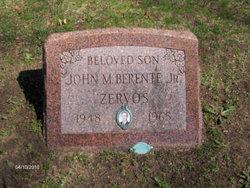 John M. Berente, Jr
