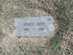 Ahmed Aden