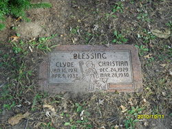 Christian Blessing