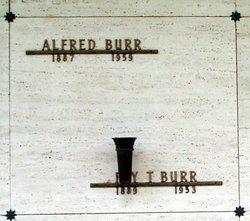 Alfred Burr