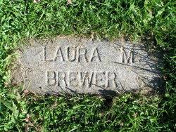 Laura May <I>Biddle</I> Brewer