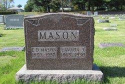 Eber D Mason