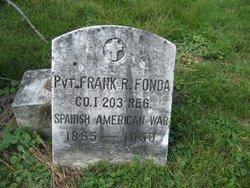 Pvt Frank R. Fonda