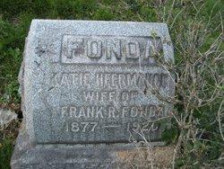 Katie <I>Heermance</I> Fonda