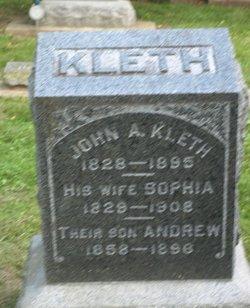 John A Kleth