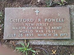 Gen Clifford Ross Powell