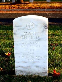 Mary Phyllis <I>Bjostad</I> Gannaway
