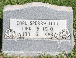 Earl Sperry Lunt