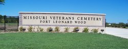 Missouri Veterans Cemetery at Fort Leonard Wood