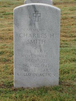 PVT Charles Homer Smith