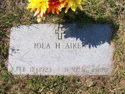 Iola H. Aiken