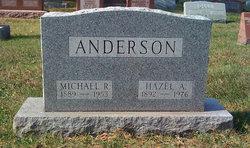 Mrs Hazel Arbelean <I>Heaton</I> Anderson