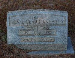 Rev Luther Clark Anthony, Sr