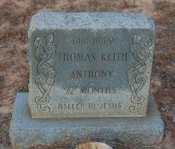 Thomas Keith Anthony