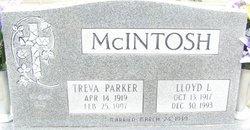 Treva Pearl <I>Parker</I> McIntosh
