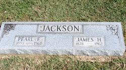 Pearl Elizabeth <I>Burns</I> Jackson