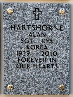 Alan Hartshorne