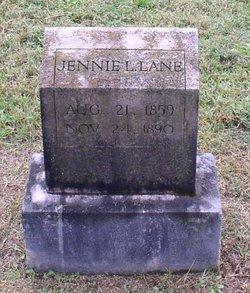 Jennie L Lane