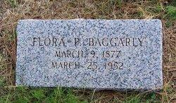 Flora <I>Parker</I> Baggarly