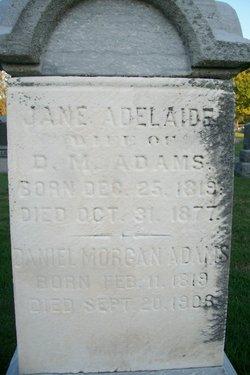 Jane Adelaide Adams