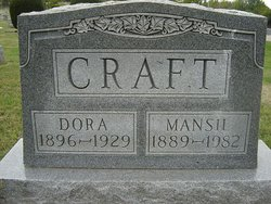 Dora <I>McCreary</I> Craft