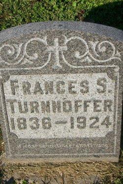 "Frances S. ""Frances"" <I>Scharf</I> Turnhoffer"