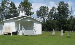 Macedonia Christian Church Cemetery In Ehrhardt South Carolina