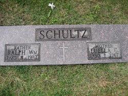 Luella Gertrude <I>Draper</I> Schultz