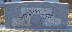 Annie Olive <I>Smedley</I> Dossey/Sullivan