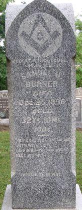 Samuel U. Burner