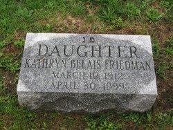 Kathryn Friedman