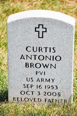 Curtis Antonio Brown