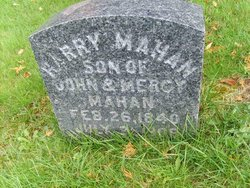 HarrisonHarry Mahan