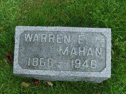 Warren Ewers Mahan
