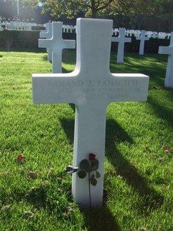 2Lt Armand John Ramacitti Jr.