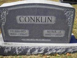 Nova J. <I>Drane</I> Conklin