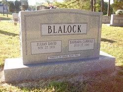 Julian David Blalock