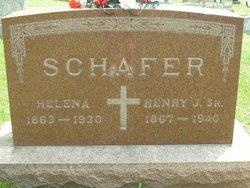 Henry J. Schafer Sr.