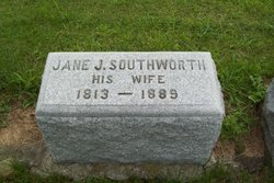 Jane J <I>Southworth</I> Baird