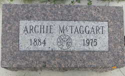 Archie McTaggart