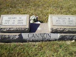 Sylvia B. <I>Conklin</I> Cannon