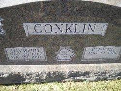Hayward Hicks Conklin