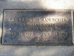 Lawrence S Loescher