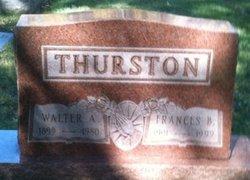 Walter Arthur Thurston