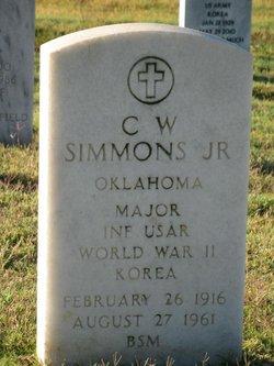 C W Simmons, Jr